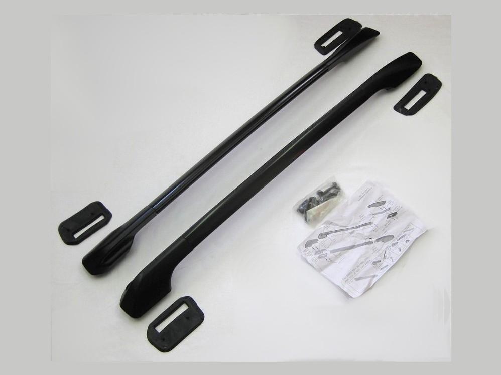 toyota rav4 rails de toit barres galerie 2000 2005 2dr swb barre aluminium ebay. Black Bedroom Furniture Sets. Home Design Ideas