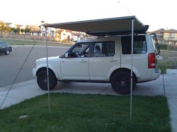 1 4m X 2m Pull Out Awning Vehicles Roof Tents Racks Awning