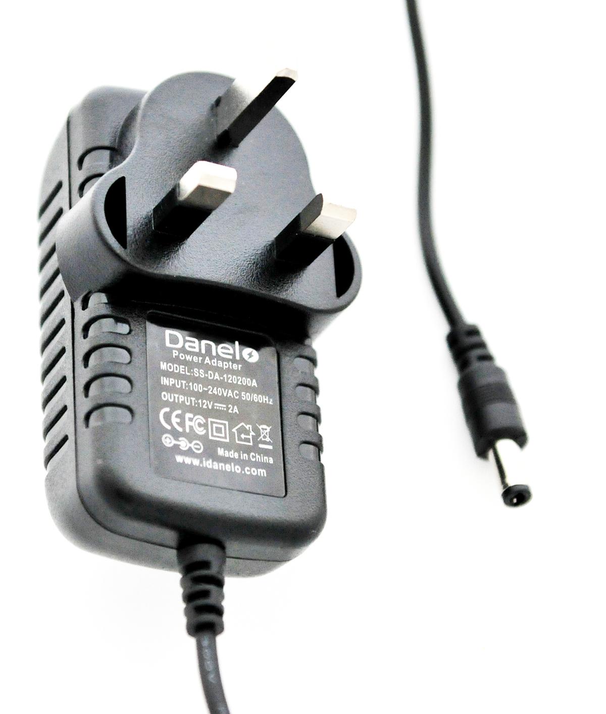 danelo 12v 2a secteur chargeur adaptateur alimentation pour bose soundlink mini ebay. Black Bedroom Furniture Sets. Home Design Ideas