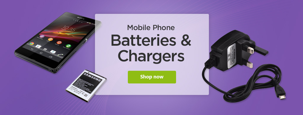 Mobile Batteries and Chargers