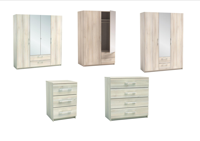 Harmony new york bedroom furniture range wardrobes for Bedroom furniture new york