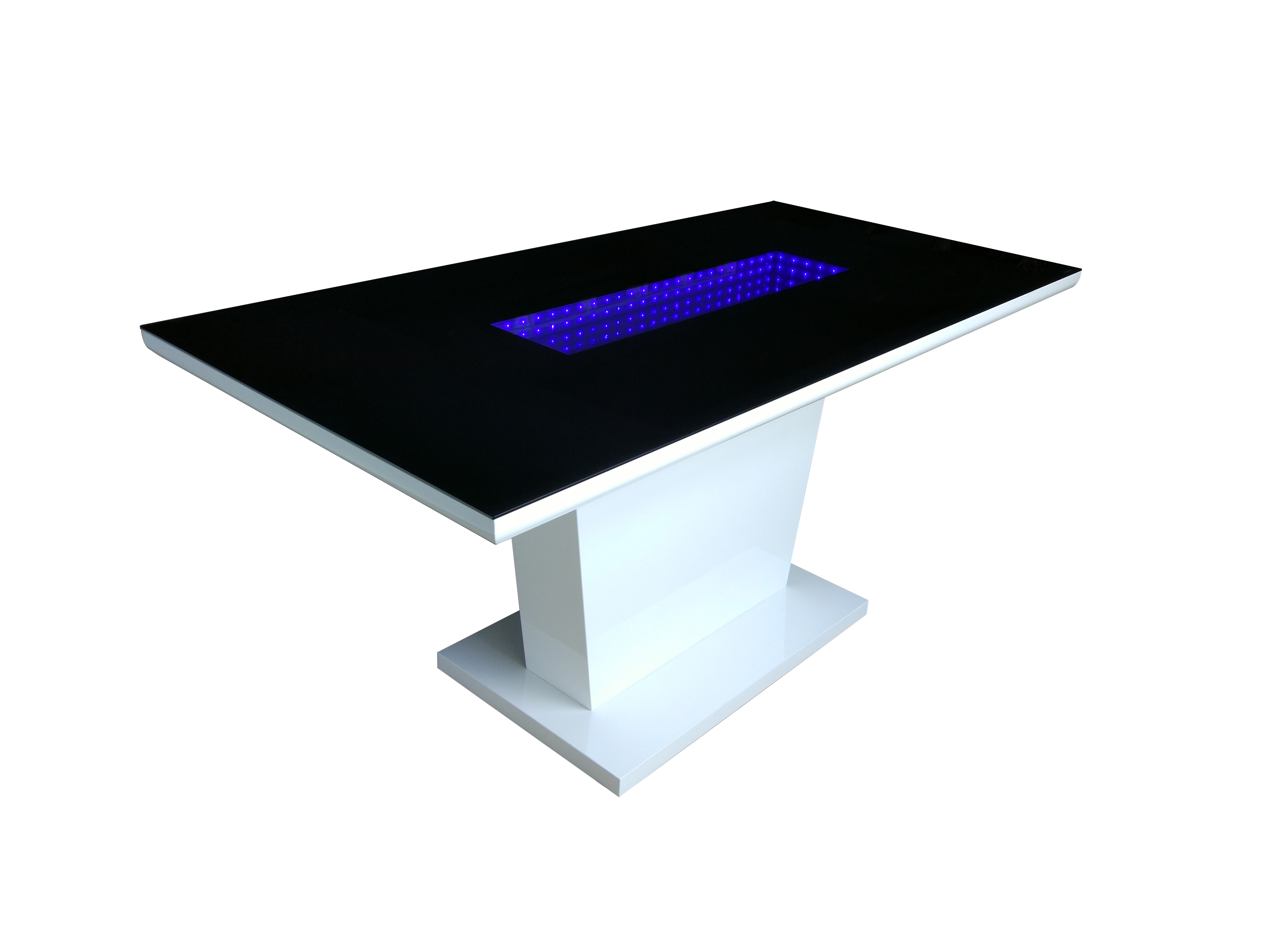 Matrix High Gloss Dining Table White amp Black Gloss with  : Matrix20dining20table from www.ebay.co.uk size 4608 x 3456 jpeg 2087kB