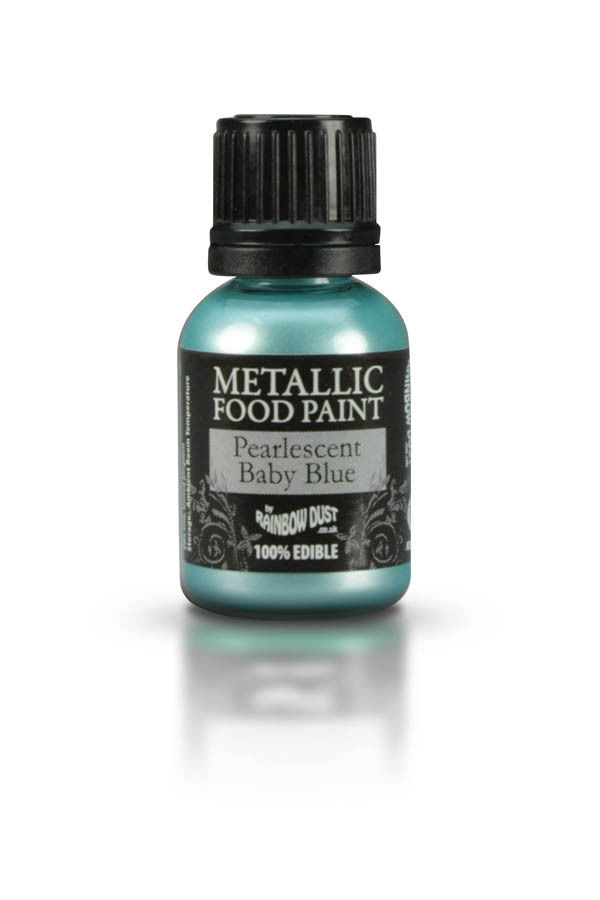 Rainbow-Dust-Metallic-Edible-Food-Paint-Many-Colours-25ml-Cake-Craft-Decorating