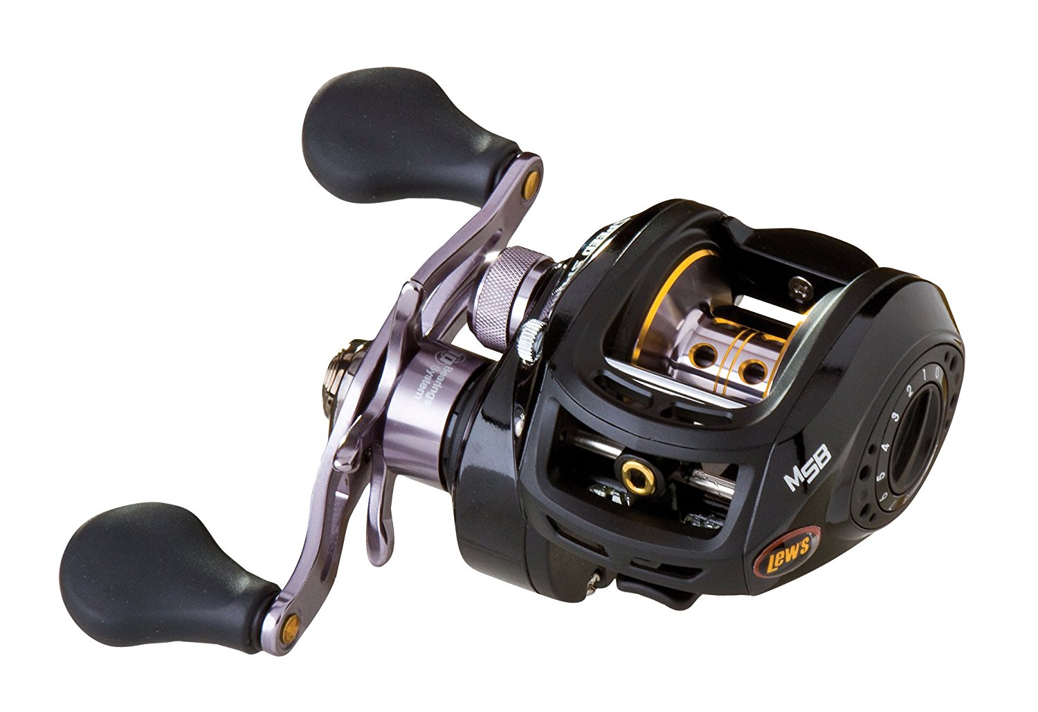 Lew 39 s tournament speed spool baitcast reel ts1h new ebay for Baitcasting fishing reel