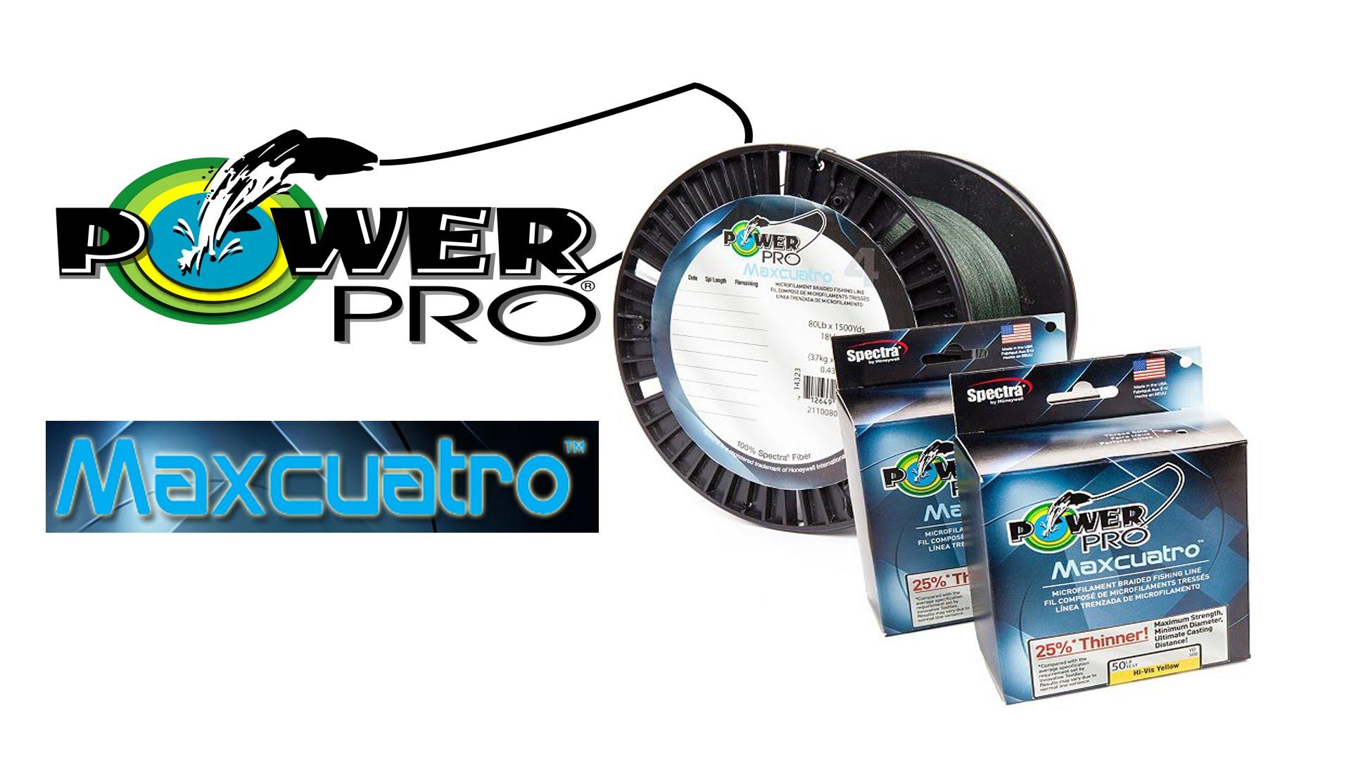 Power pro maxcuatro spectra braid line 80lb 1500yd 37kg for Fishing line target
