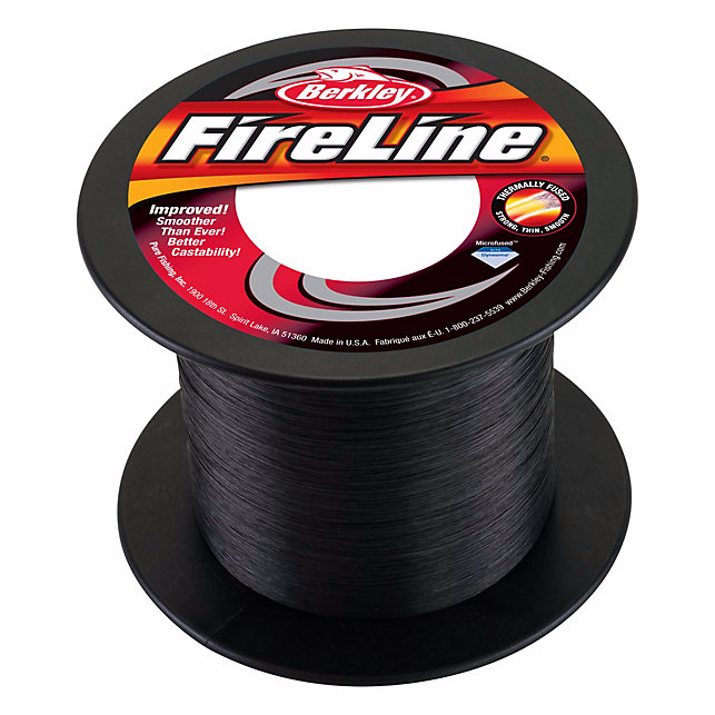 berkley fireline smoke braid 30lb 30 1500yd beading thread