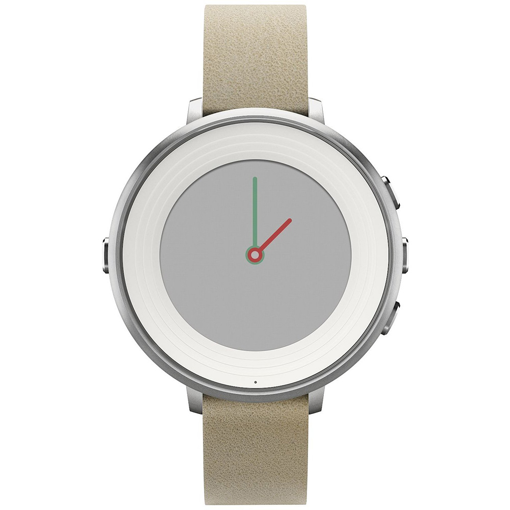 Pebble Time Round Smartwatch Activity Tracker Apple ...