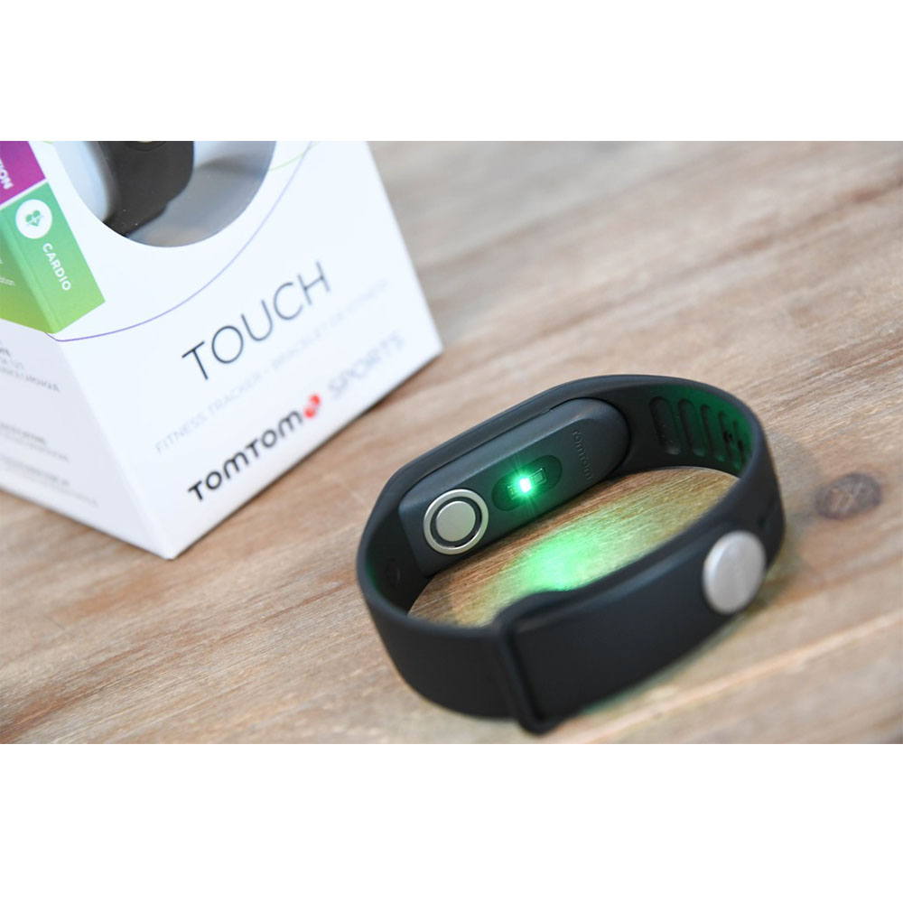 Tomtom Touch Activity Tracker Measures body fat / muscle ...