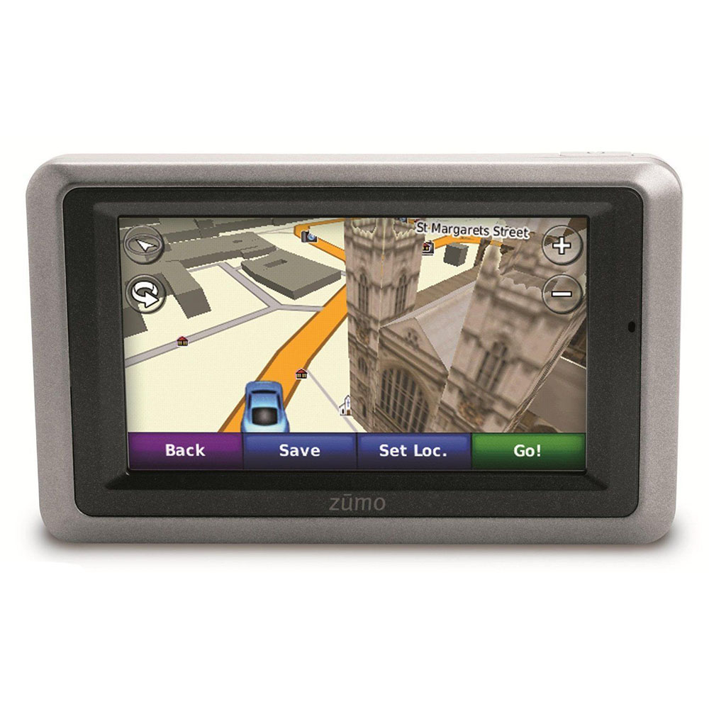 garmin zumo 660lm motorcycle bike gps navigator uk. Black Bedroom Furniture Sets. Home Design Ideas