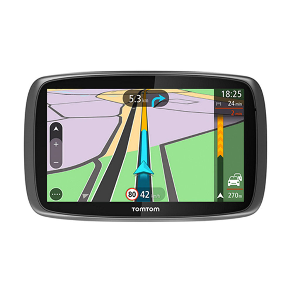 tomtom trucker 5000 gps truck sat nav free lifetime maps. Black Bedroom Furniture Sets. Home Design Ideas