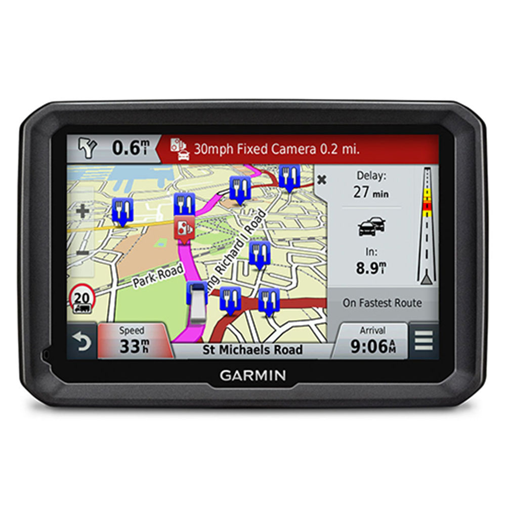 dezl%20570LMTD%20EU2 Sat Nav With Uk And Usa Maps on