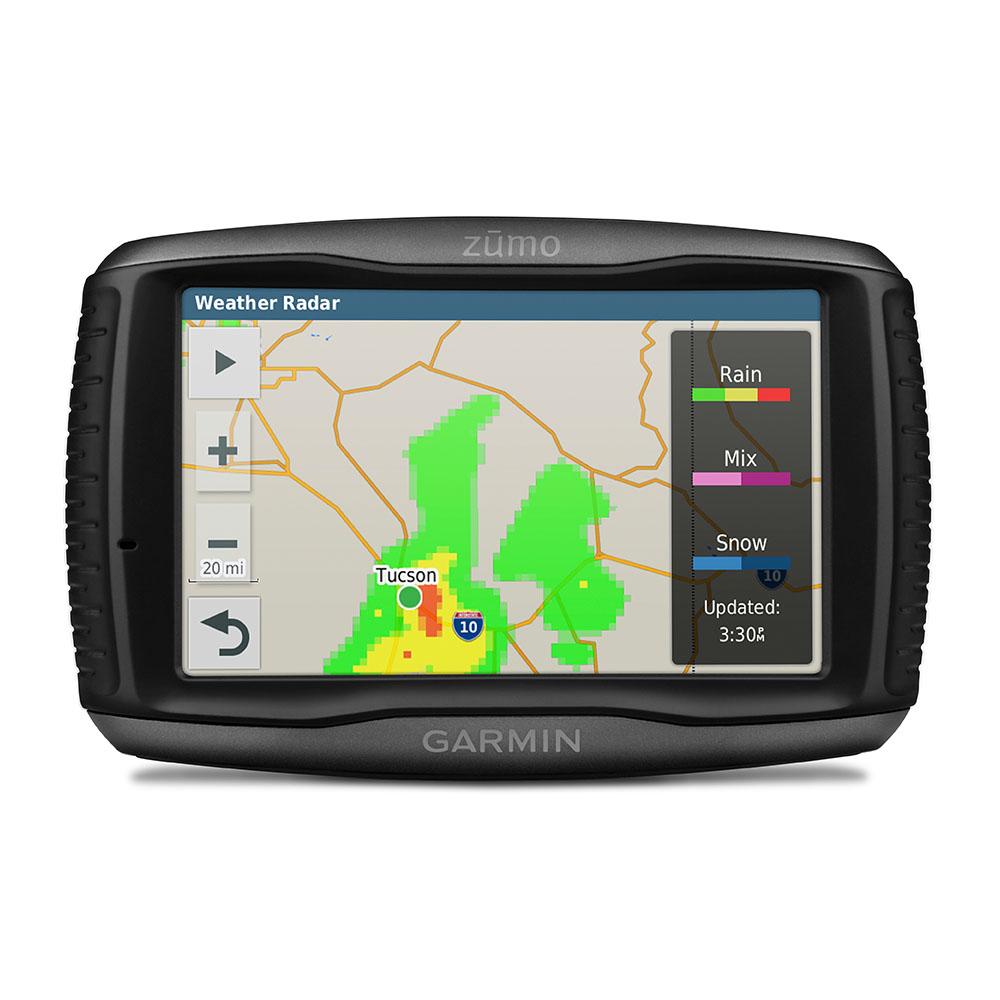 Updates: Garmin Zumo 595LM Motorcycle Bike GPS Navigator UK