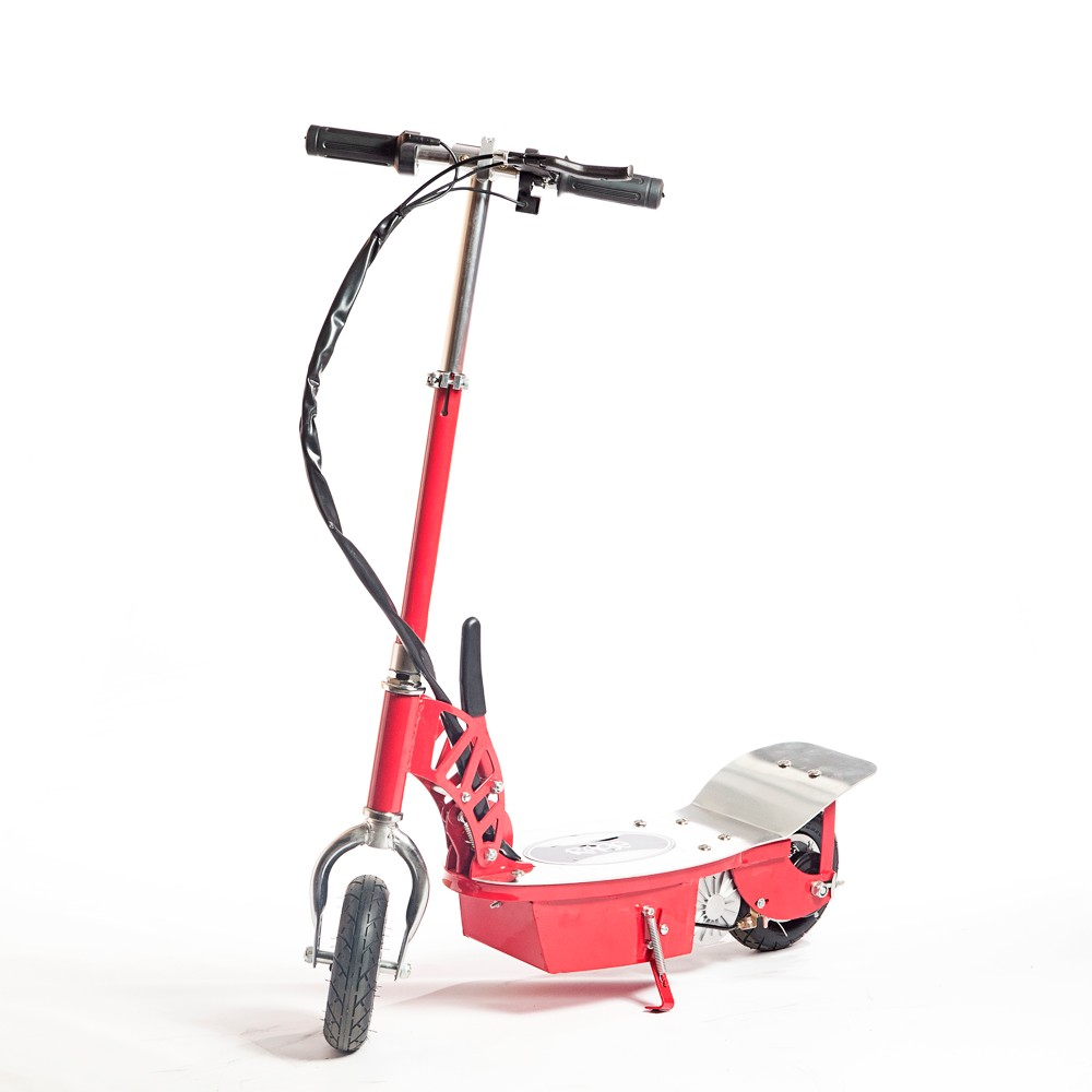 Rage Storm Scooter - Kids 24v Electric Scooter 250w - Red