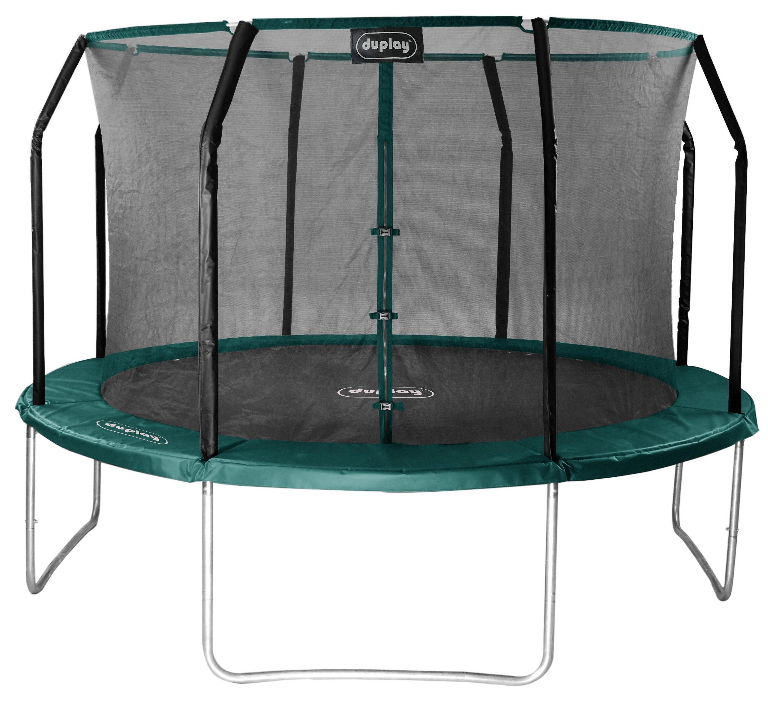 Duplay Ultimate 2.0 14ft Trampoline With Safety Enclosure