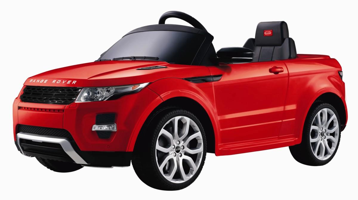 Range Rover Evoque Licensed Electric Ride On Car Red Ebay