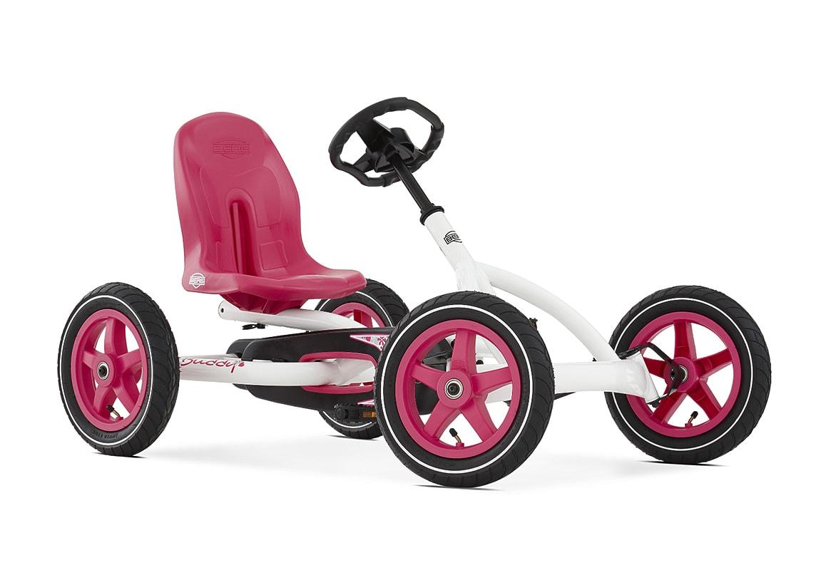 BERG Buddy Go Kart Pedal BFR Freewheel For Ages 3-8 Years