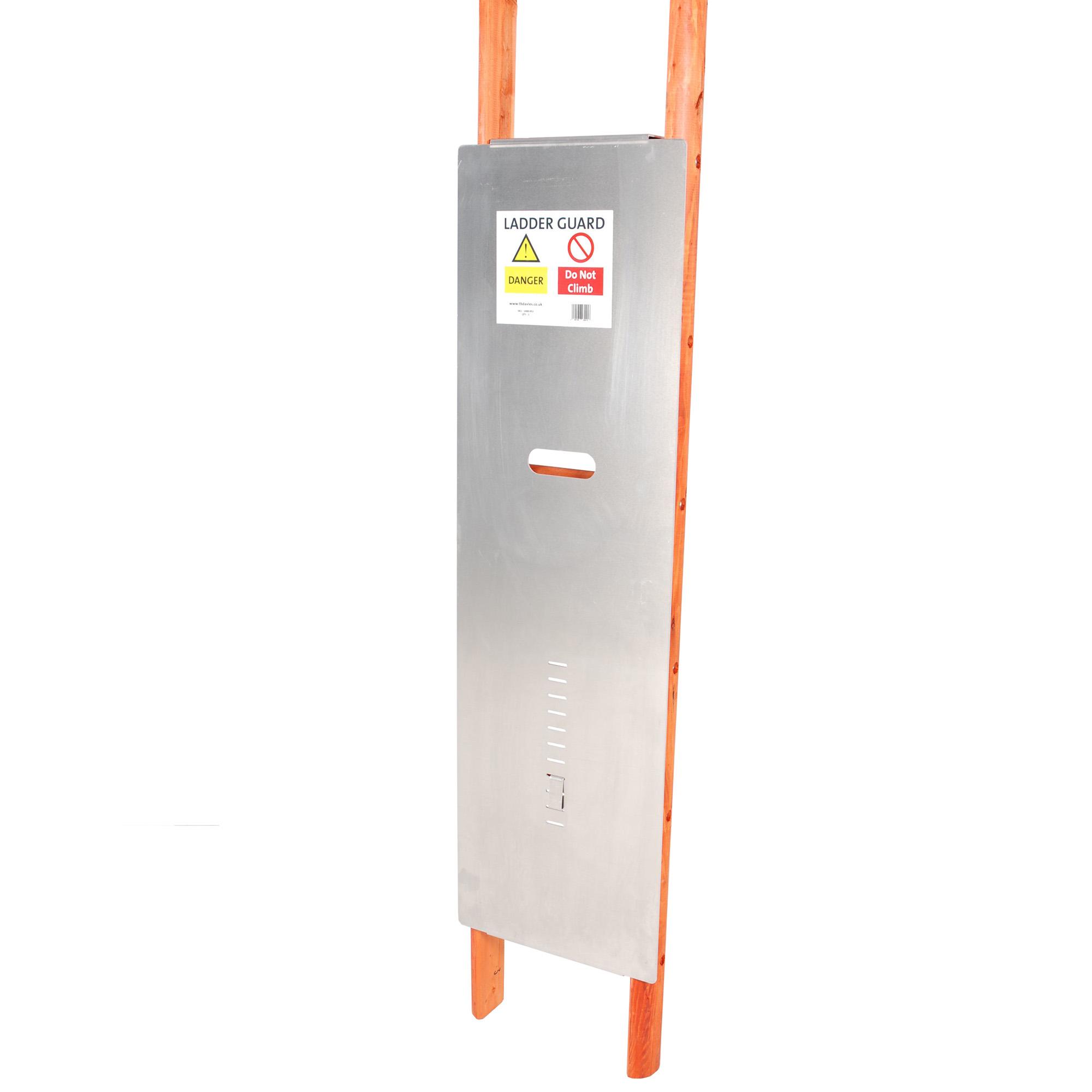 Tb Davies Universal Ladder Guard Anti Climb Device Stops
