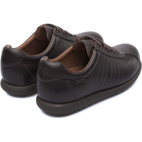 Camper Pelotas Ariel 27205 Womens Ladies Brown Trainers Shoes Size 4-8