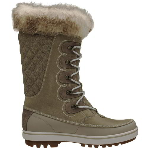 Helly Hansen Garibaldi VL Womens Ladies Grey Waterproof Snow Ski Boots Size 5-7