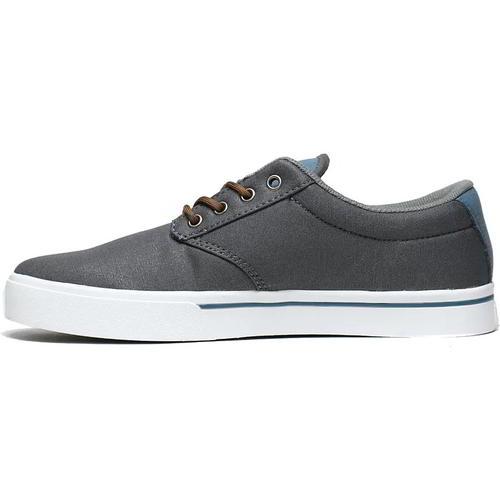 Etnies Jameson 2 Eco Mens Grey Vegan Skate Shoes Trainers Size 8-13