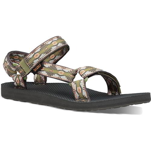 Teva Original Universal Vert Femme Ladies Walking Sandales Eau Chaussures Taille 4-8