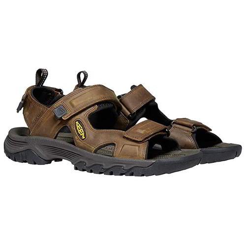 Keen Targhee III Bout Ouvert Sandale Homme Réglable Walking Sandales Taille 7-14