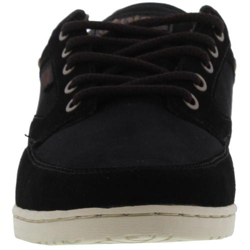 Etnies Dory Mens Black Lace Up Skate Trainers Shoes Size UK 7-13