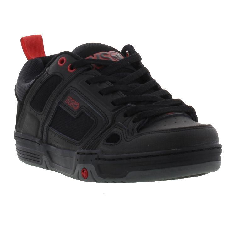 Dvs Comanche Mens Leather Skate Shoes Size Uk 7 12 Ebay