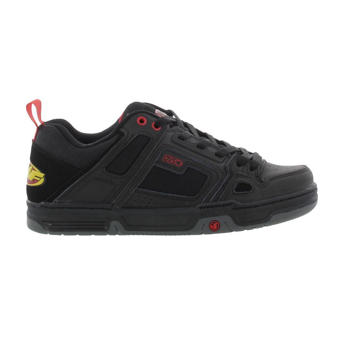 Hard Sole Black Walking Shoes