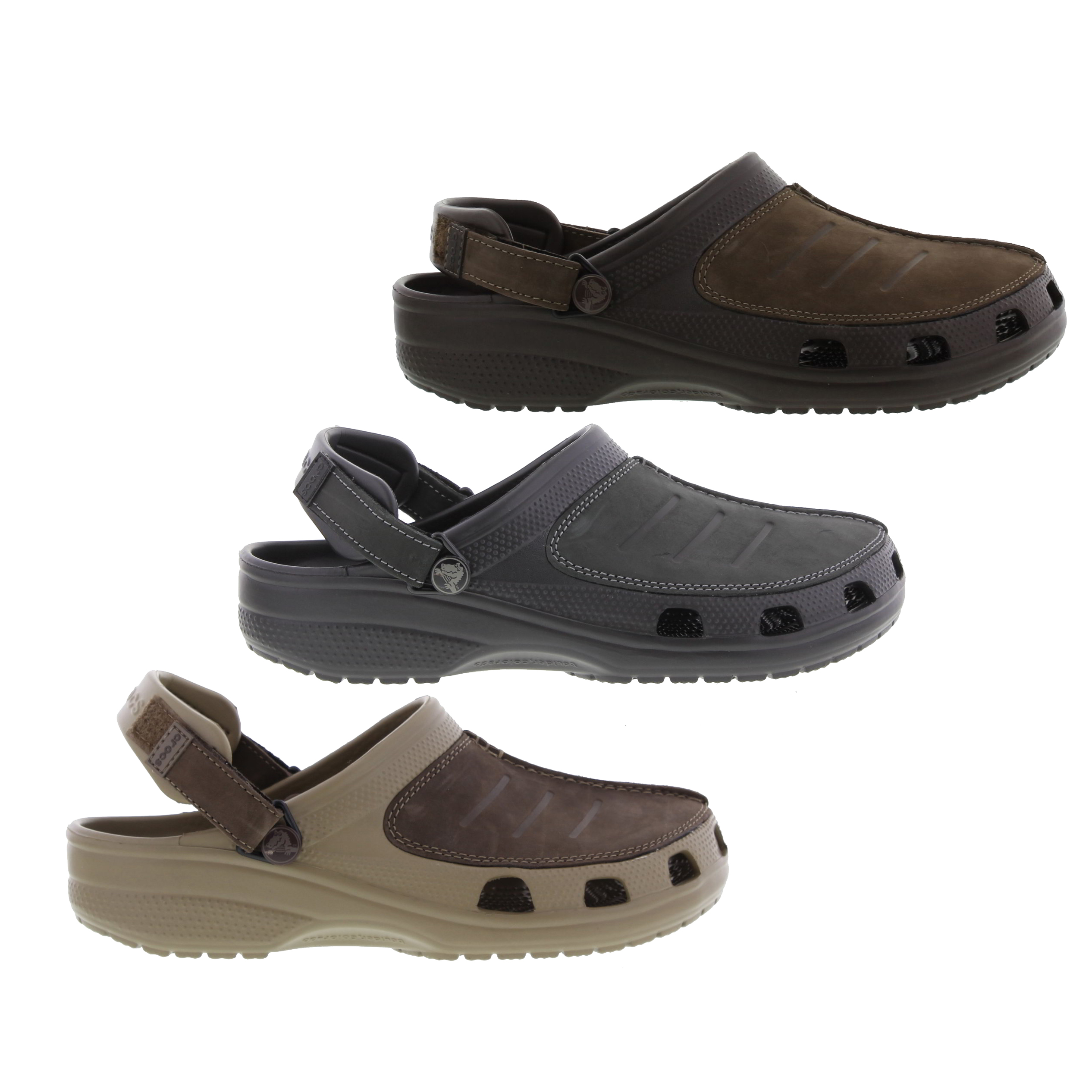 Get out in any weather with our selection of Crocs footwear for adults and kids. Ranging from sandals to wellies, there is something for everyone in the Crocs collection. At selectcarapp.ml, our range of Crocs are available in a selection of styles, colours and sizes, all at low prices.