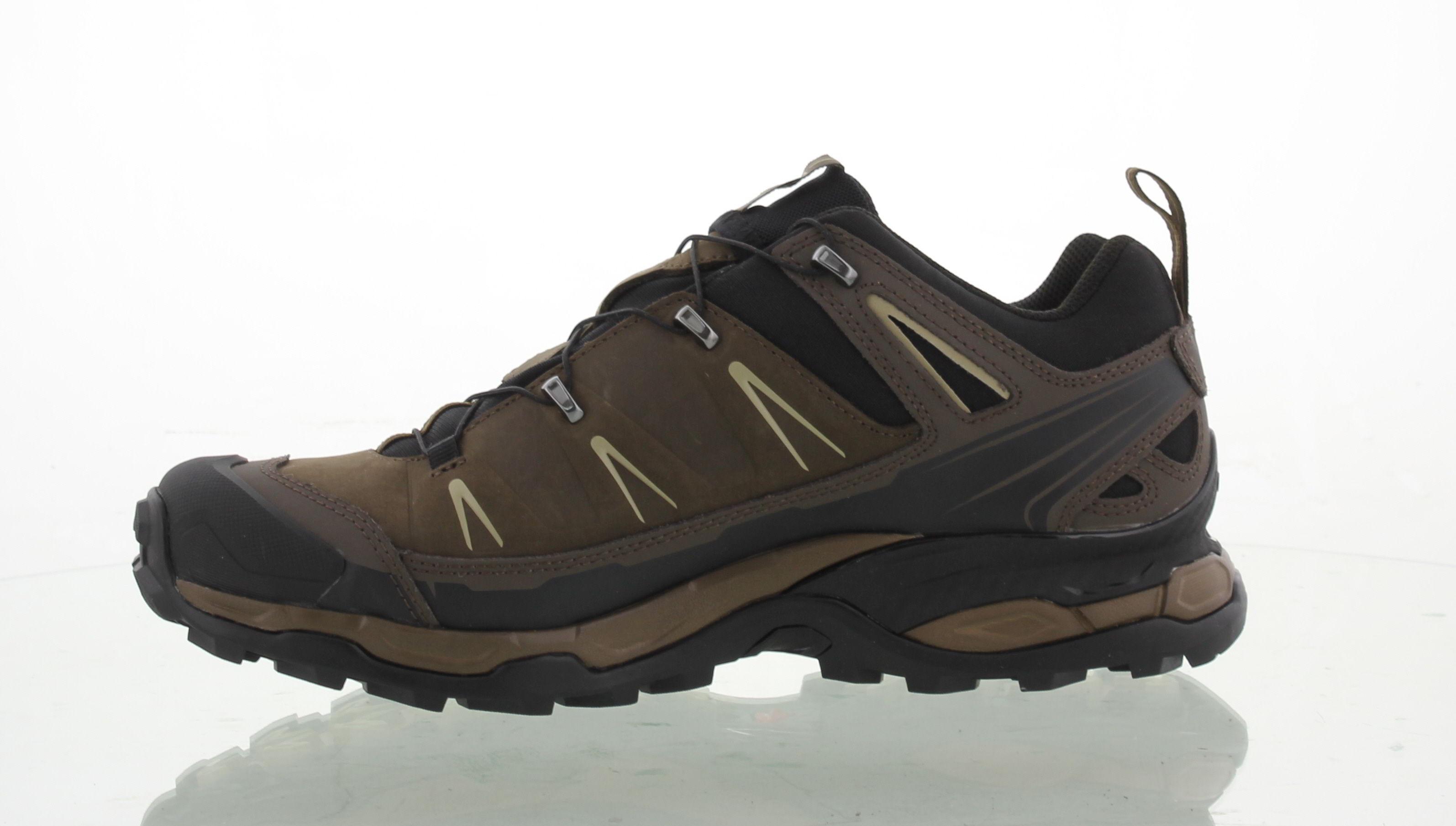 Salomon X Ultra Gore Tex Waterproof Trail Walking Shoes