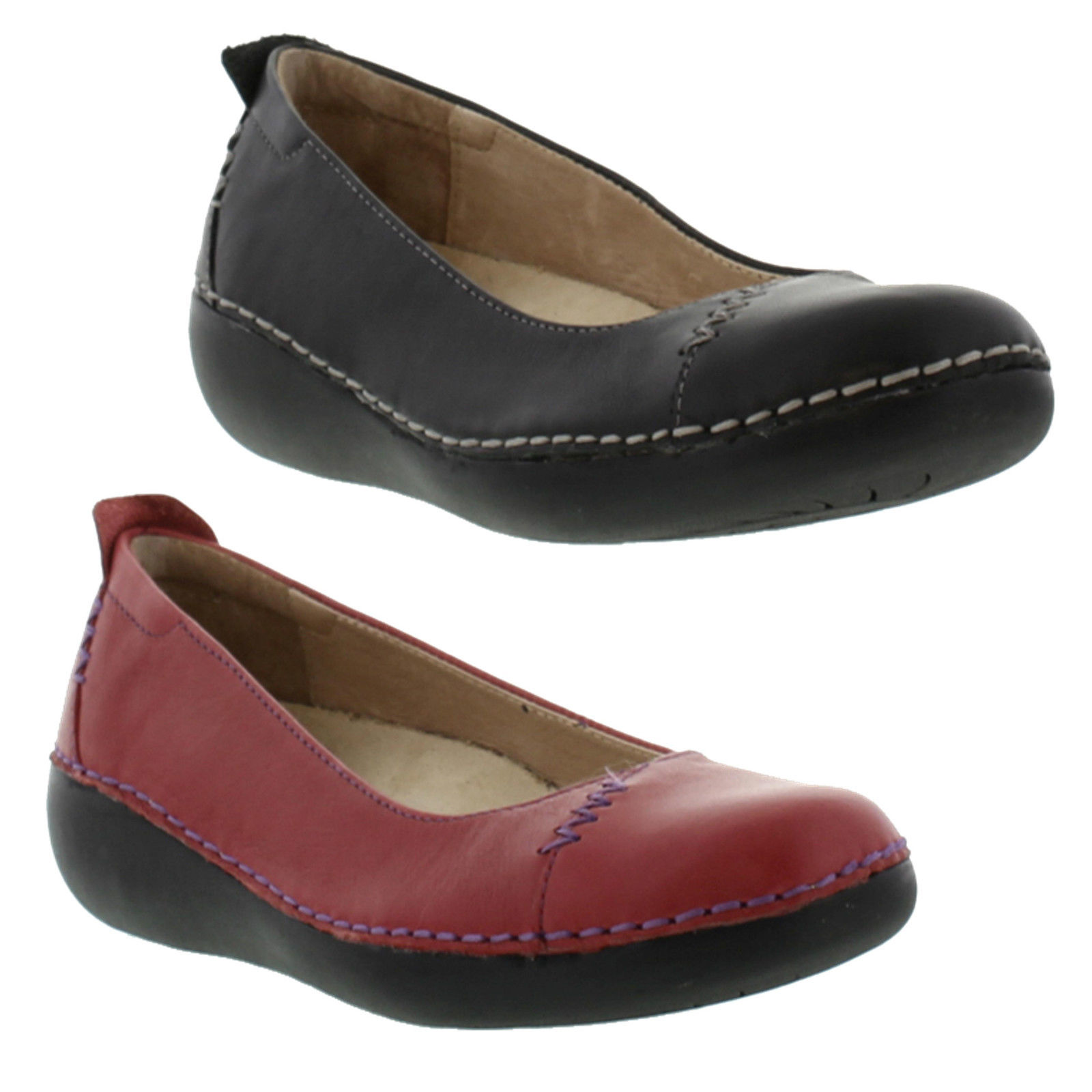 Place Footwear Victoria Womens Leather Healthy Orthotic
