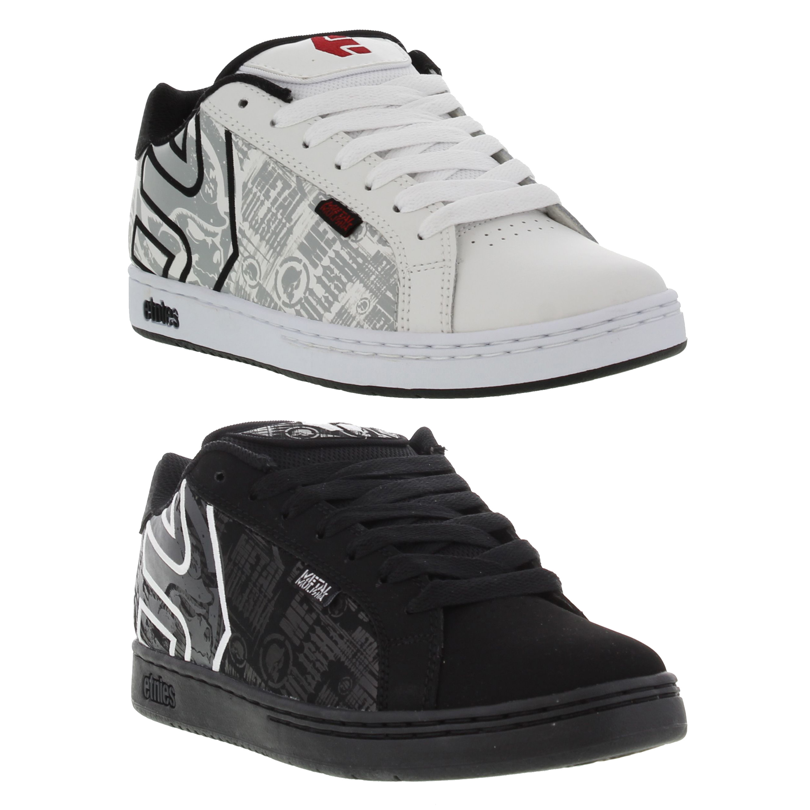 metal mulisha shoes. Category. Shoes The etnies metal mulisha Fader features a NBS rubber outsole with an internal eva midsole and an STI foam lite level 1 footbed and padded tongue and collar for additional protection and comfort. Established in , etnies is the first skateboarder- owned and skateboarder- operated global action.