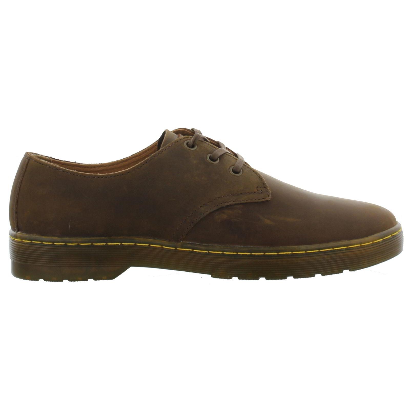 Dr Martens Coronado Mens Leather Lace Up Shoes Size