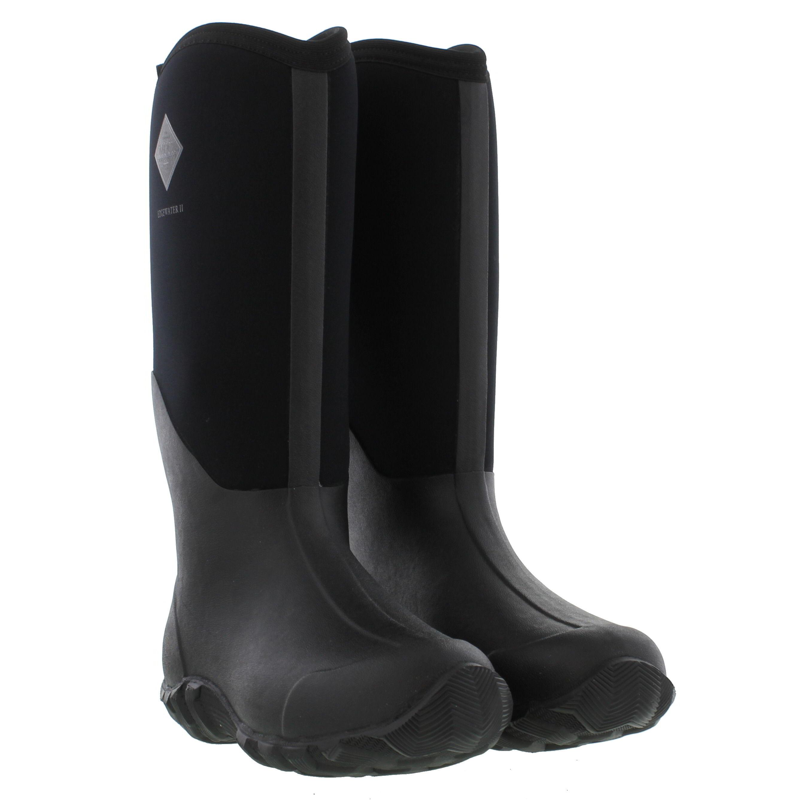 Muck Boots Edgewater II Mens Neoprene Wellies Wellington Boots ...