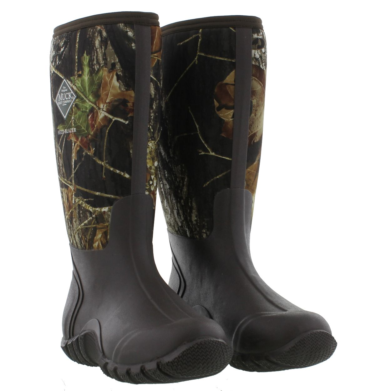 muck boots fieldblazer mens neoprene wellies camo