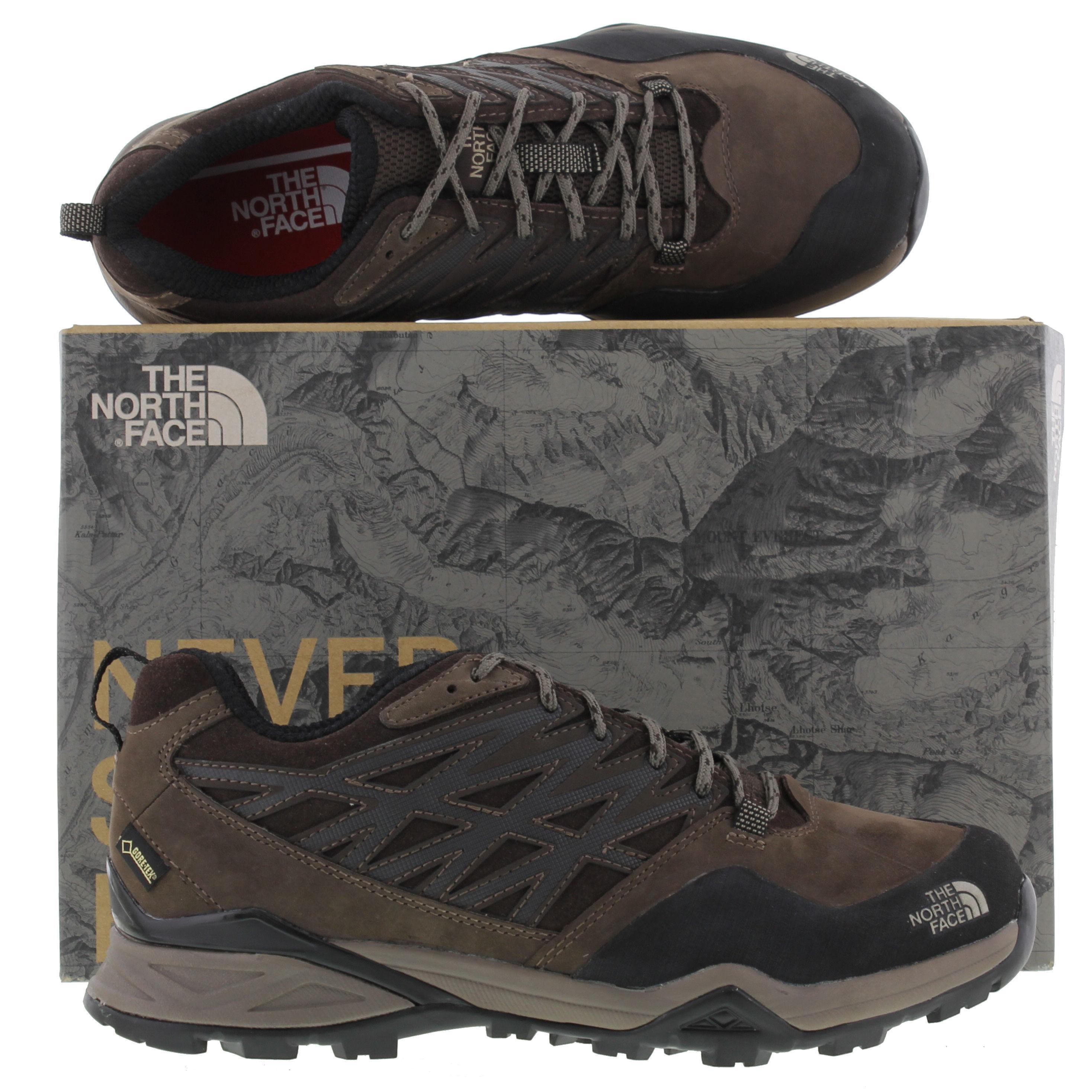 North Face Hedgehog Hike Gtx Goretex Mens Waterproof Walking Shoes