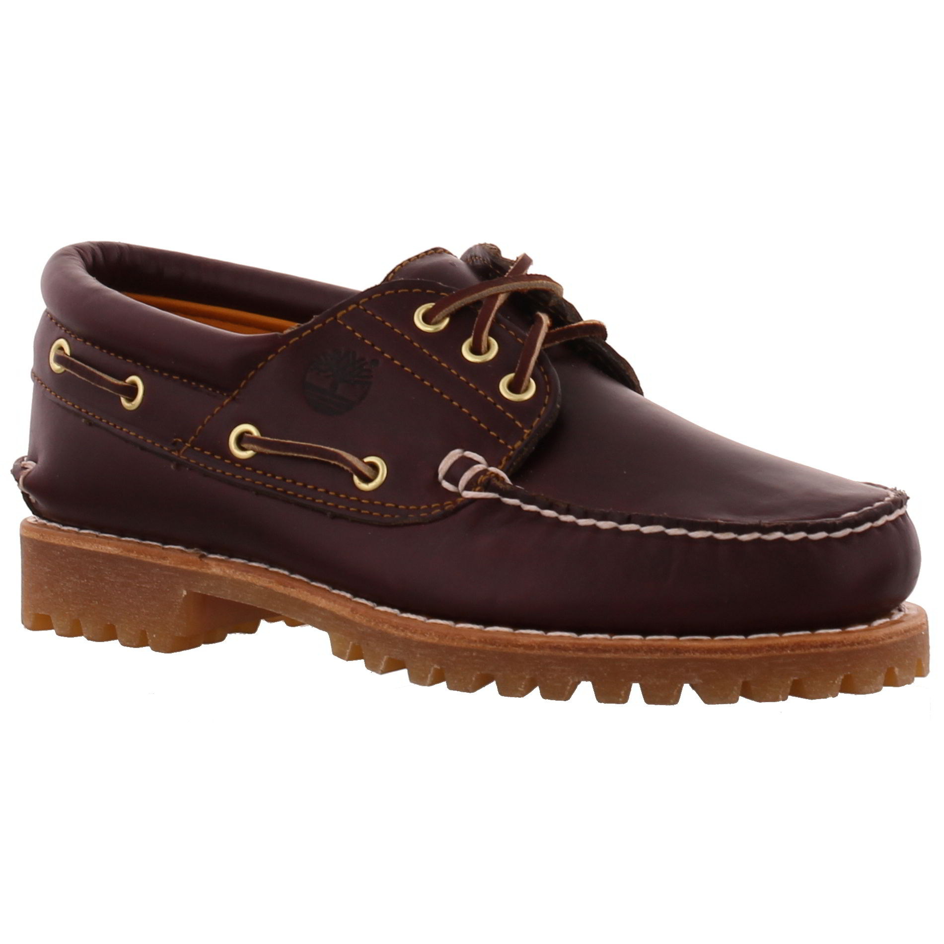 Eye Boat Shoe Red Timberland