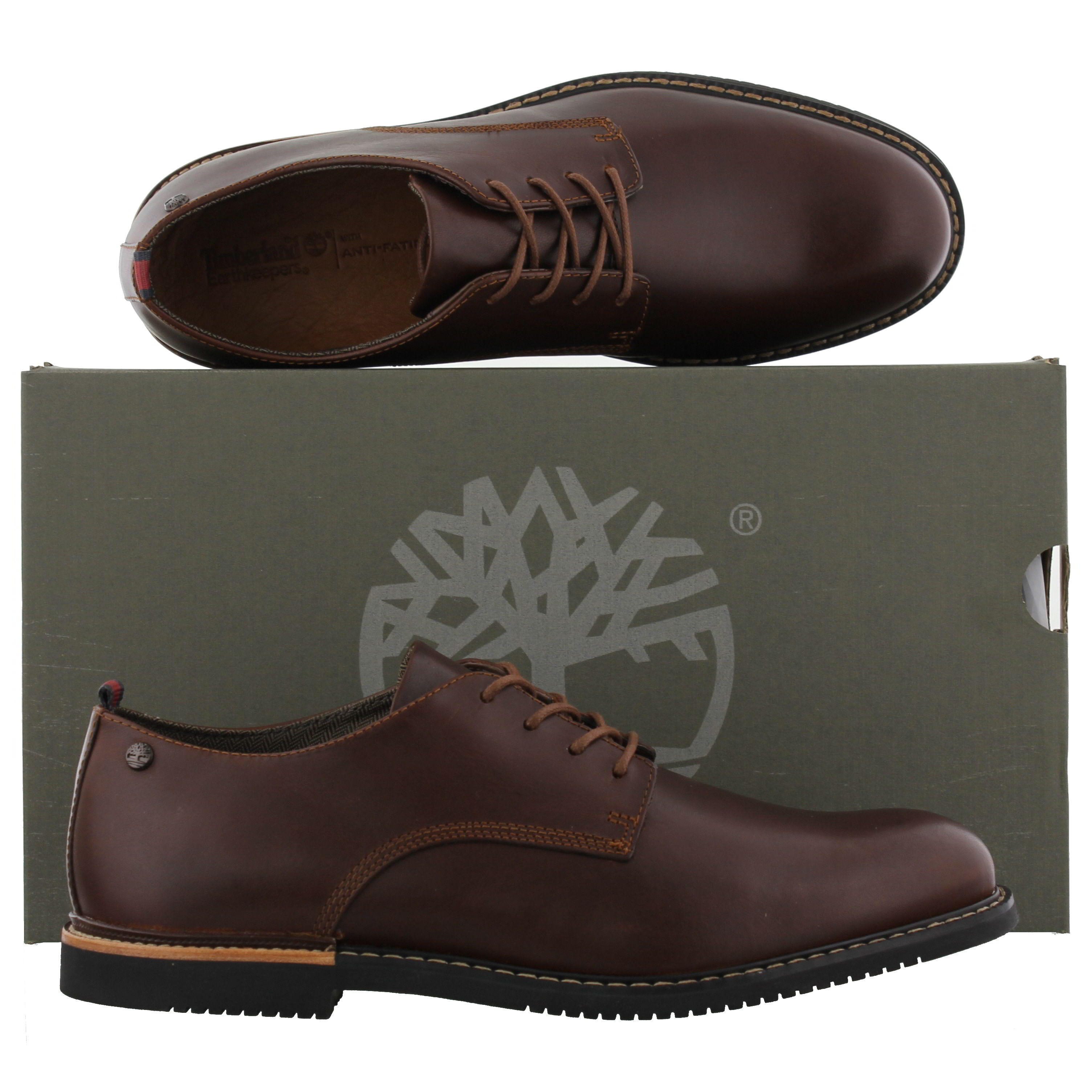Brook Park Leather Oxford Shoes