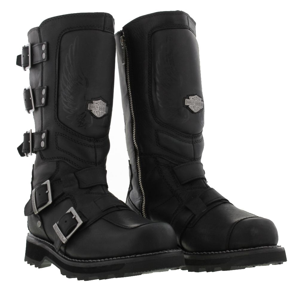 Motorcycle Boots Mens Wide