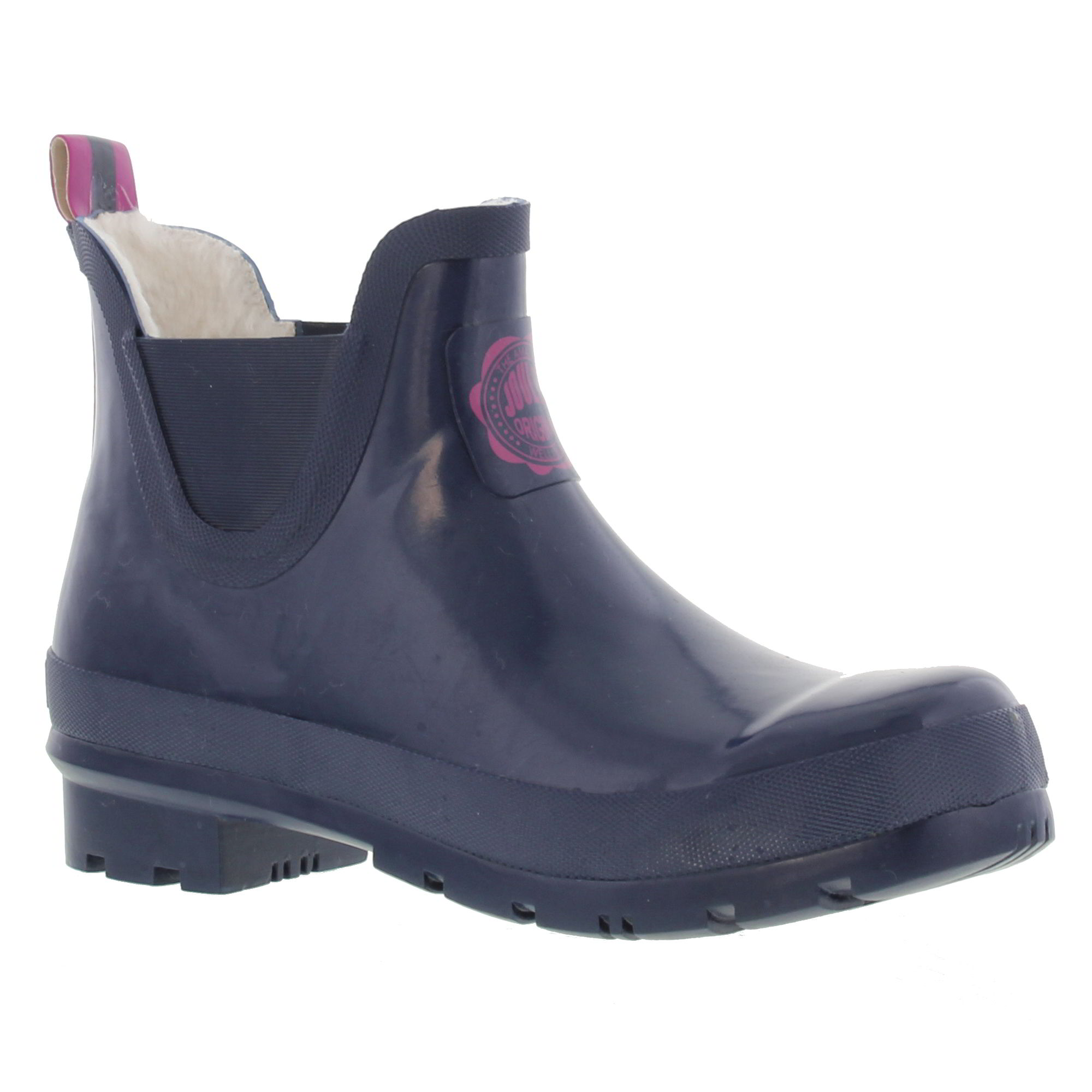 Joules Dog Wellies Black