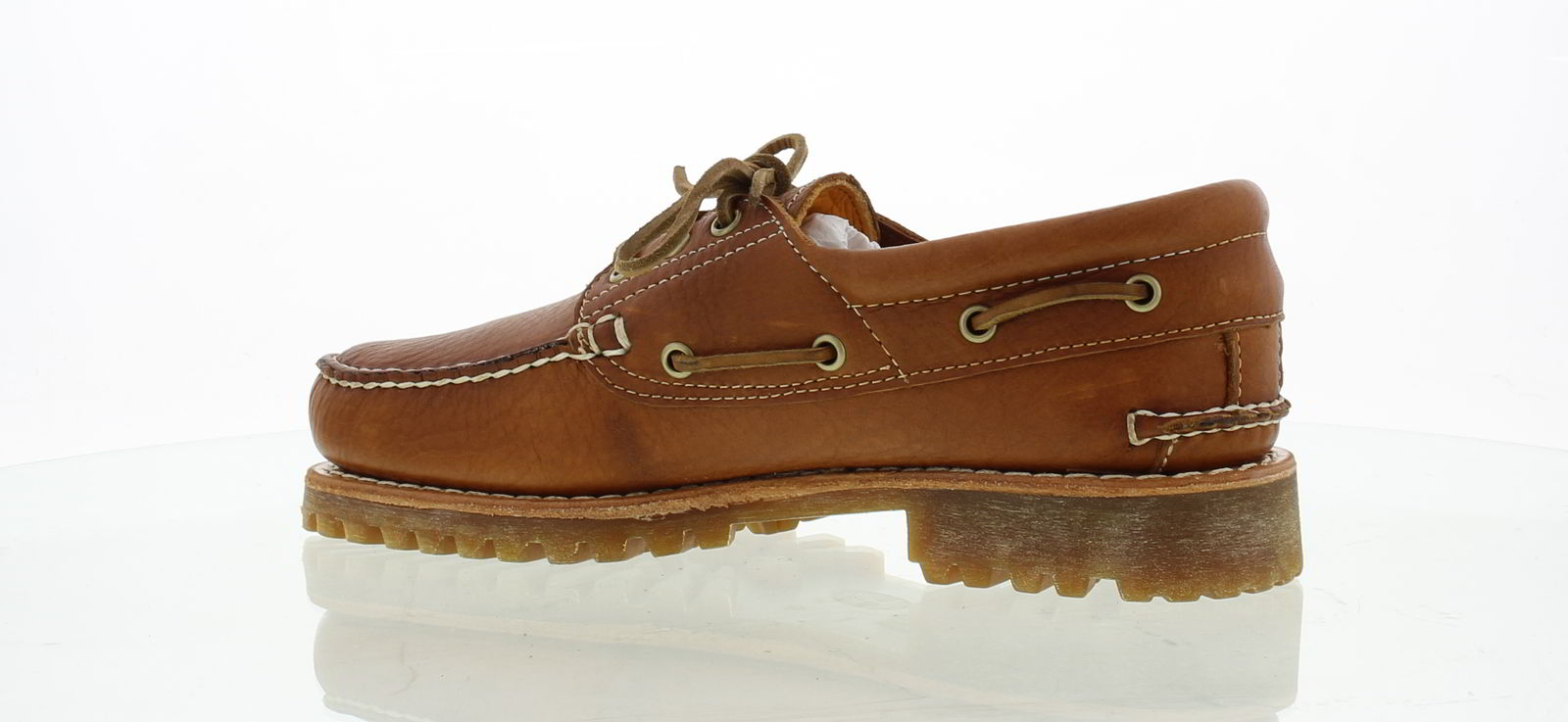 Caterpillar Tan Deck Shoes Mens