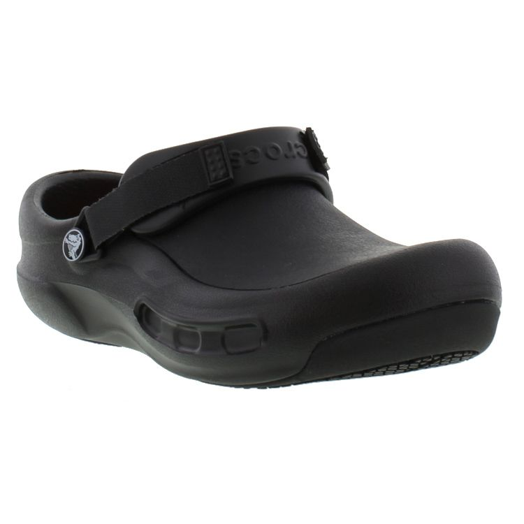 Mens Wide Clog Style Shoes