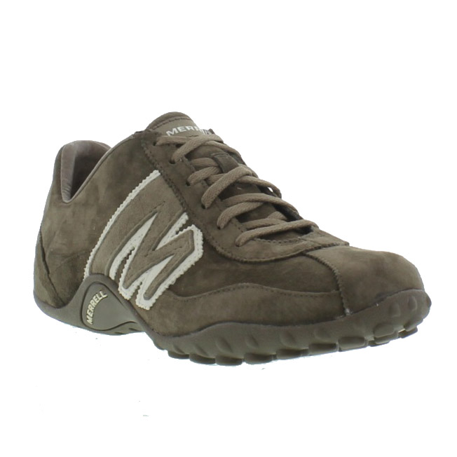 Merrell Sprint Blast Leather Walking Hiking Trainers Mens Shoes Size
