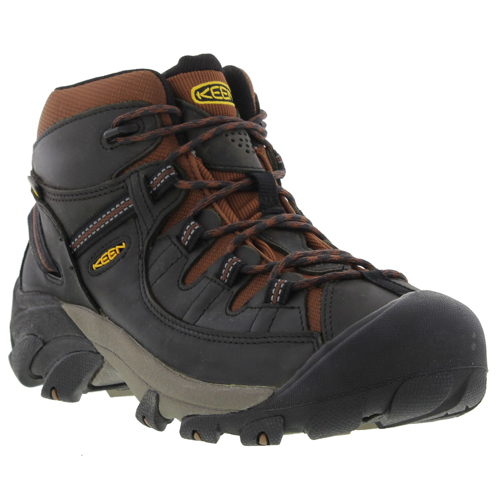 Keen Targhee Ii Mid Wp Mens Leather Waterproof Walking