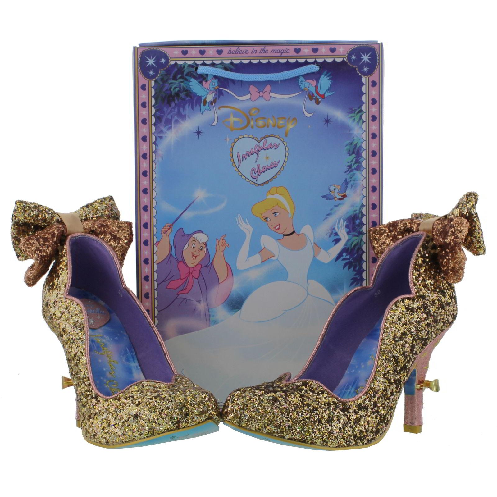 Item specifics  sc 1 st  eBay.ph & Irregular Choice Cinderella Gracious Dreamer Womens High Heels ... Aboutintivar.Com