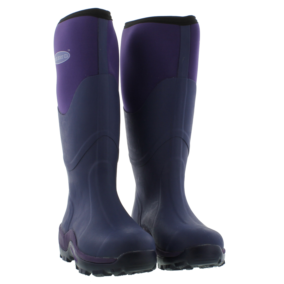 Muck Boots Greta Womens Wellies Neoprene Wellington Boots Size UK