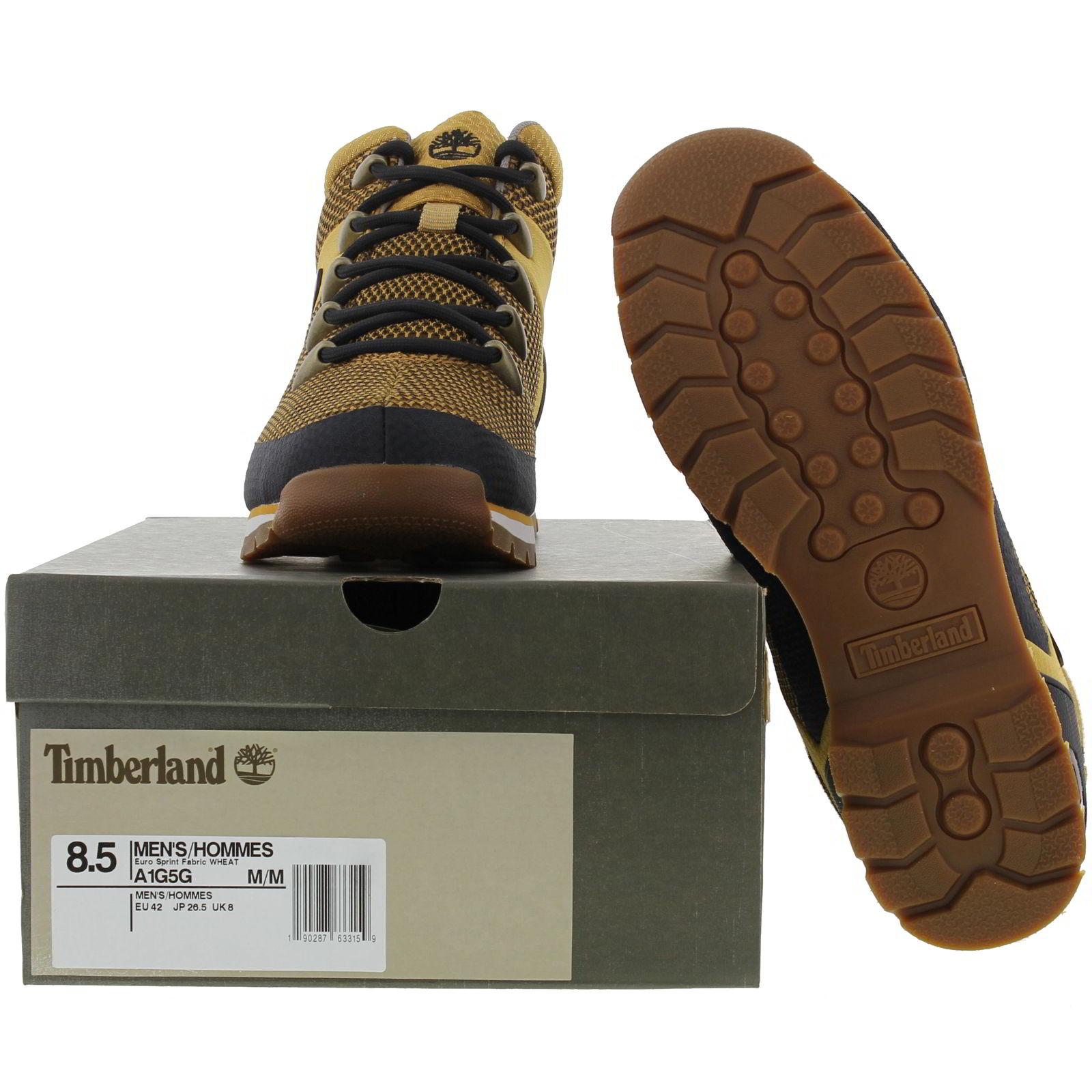 timberland euro sprint mens boots
