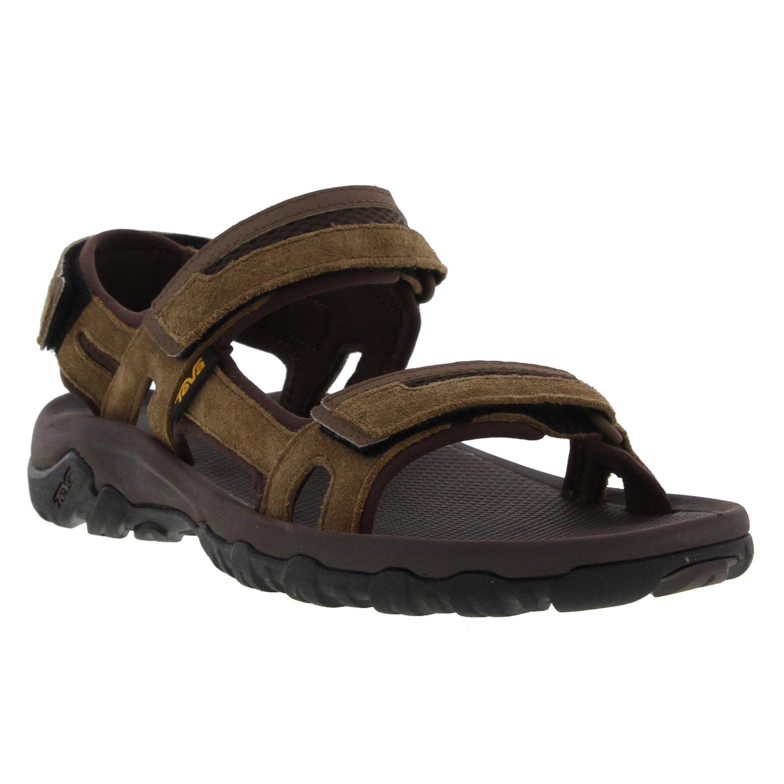 Teva Hudson Mens Adjustable Comfortable Walking Hiking