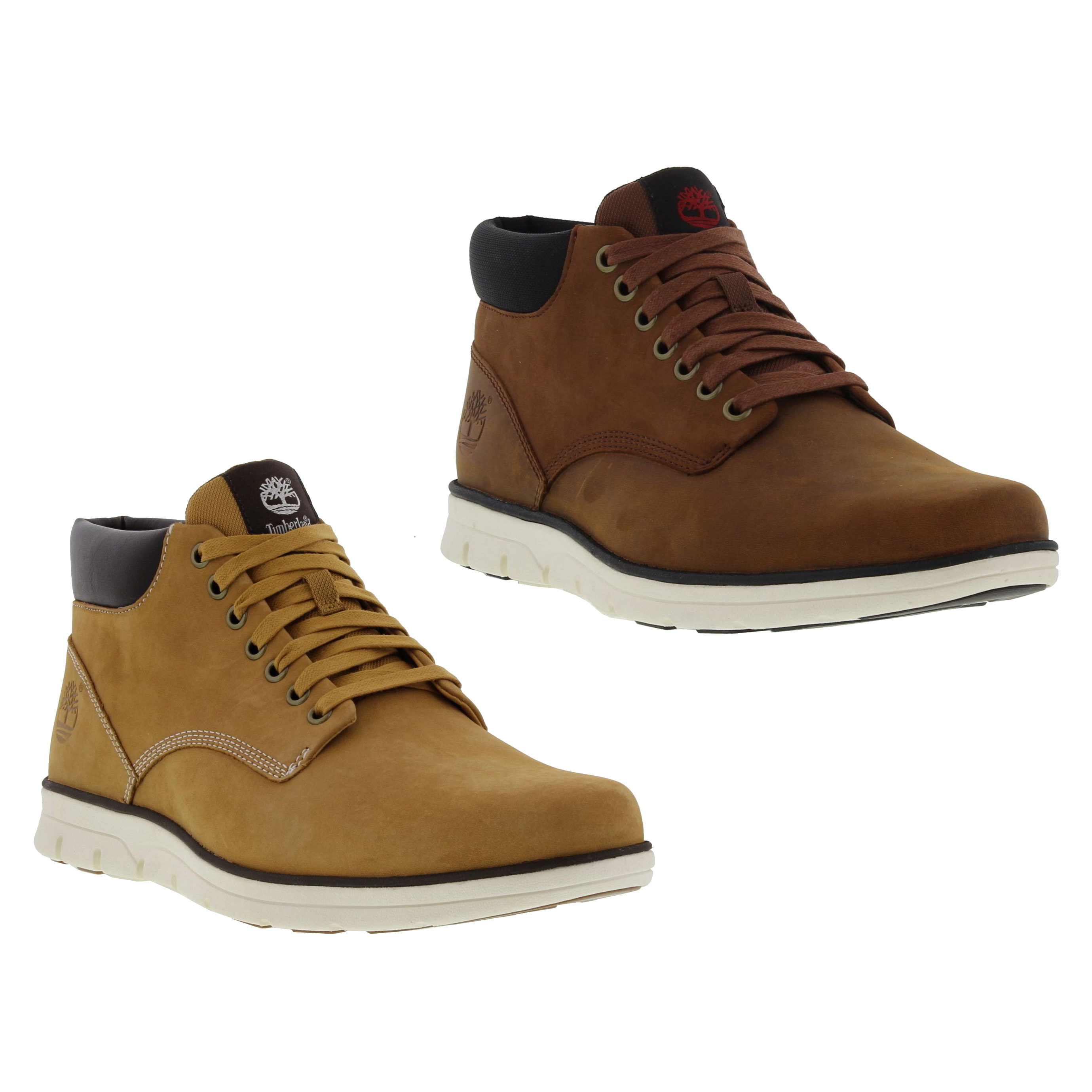 timberland bradstreet chukka boots mens leather ankle boots size 8 11 ebay. Black Bedroom Furniture Sets. Home Design Ideas
